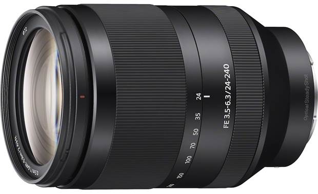 Sony FE 24-240mm f/3.5-6.3 OSS Front