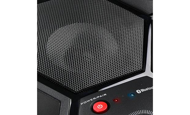 Singsation Performer Stereo speakers tuned to deliver big bass