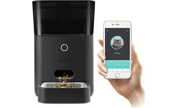 Petnet SmartFeeder 2.0 Make sure your pet is eating just the right amount