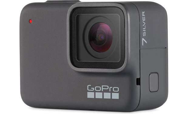 GoPro HERO7 Silver Facing left