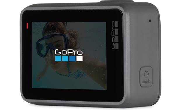 GoPro HERO7 Silver Back