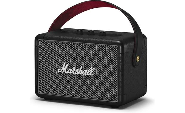 Marshall Kilburn II Black - right front