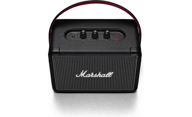 Marshall Kilburn II Black - front, top