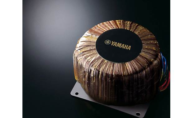 Yamaha MX-A5200 Large, high-output toroidal transformer