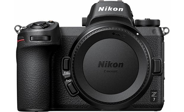 Nikon Z 7 (no lens included) Other