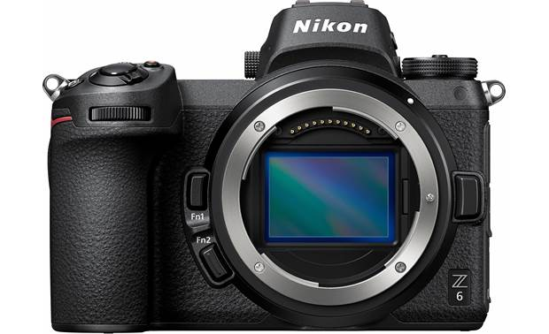 Nikon Z 6 (no lens included) Front