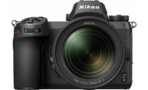Nikon Z 6 Kit Front, straight-on