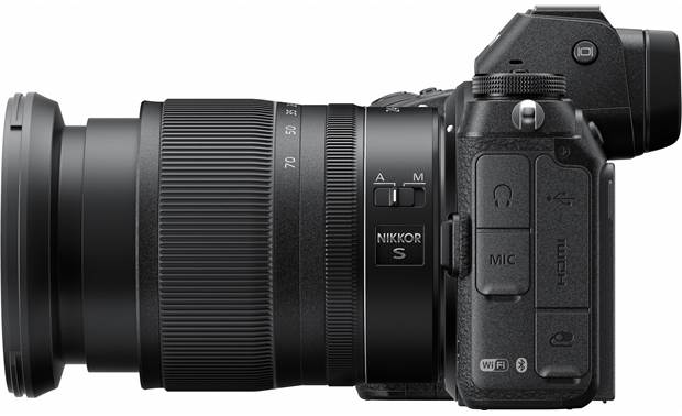 Nikon Z 6 Kit Right side view
