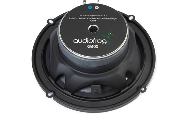 Audiofrog G60S Back