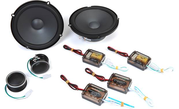 Audiofrog G60S Make the leap to premium sound with this complete component set