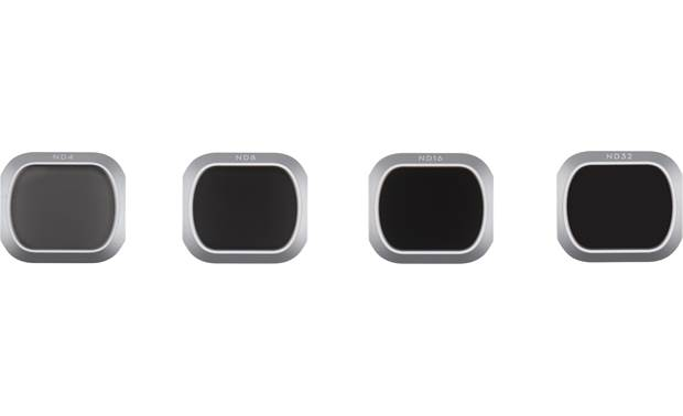 DJI Mavic 2 Pro ND Filter Set Front