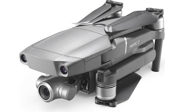 DJI Mavic 2 Zoom Folds for easy transportation and storage
