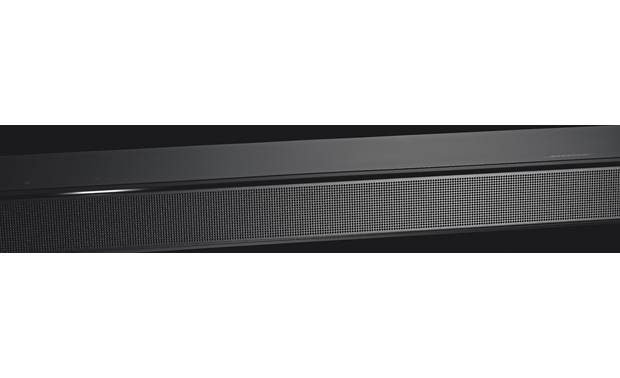 Bose® Soundbar 500 Light bar visually indicates when Alexa is listening, thinking, or speaking