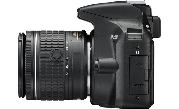 Nikon D3500 Kit Right side