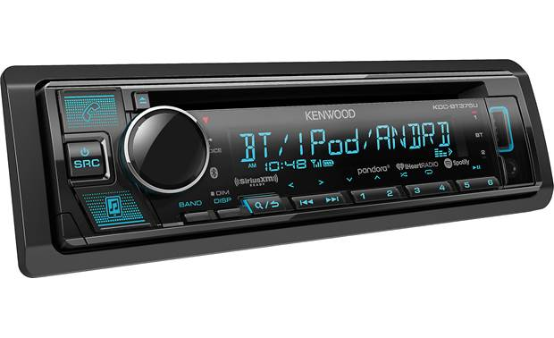 Kenwood KDC-BT375U Other