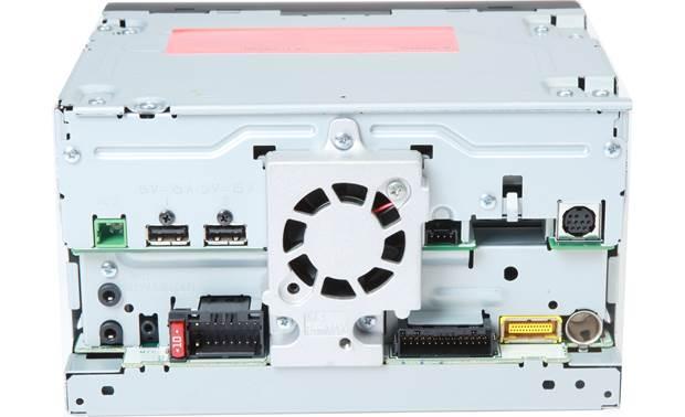 Pioneer AVIC-W6400NEX Navigation receiver at Crutchfield