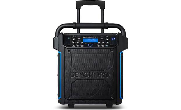Denon Pro Commander Sport Other