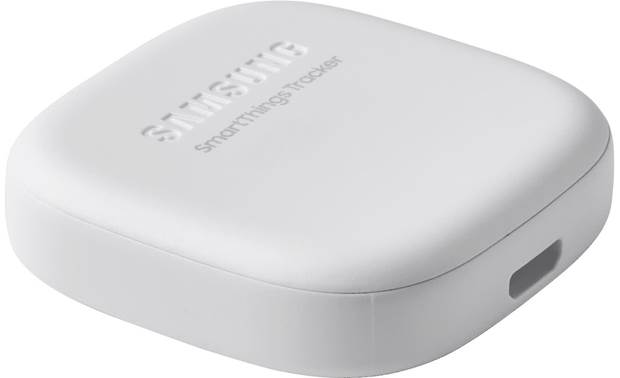 Samsung SmartThings GPS Tracker Charging port
