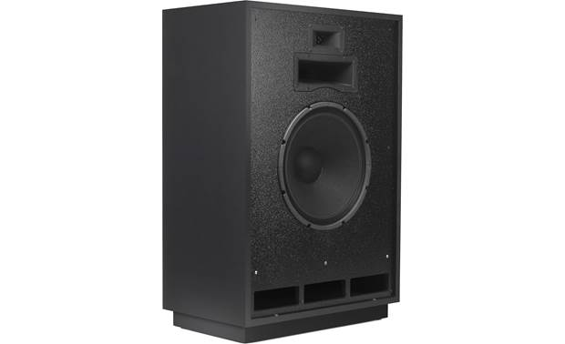 Klipsch Cornwall III Special Edition Angled view with grille removed