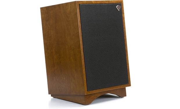 Klipsch Heresy III Angled front view (Heritage Cherry)