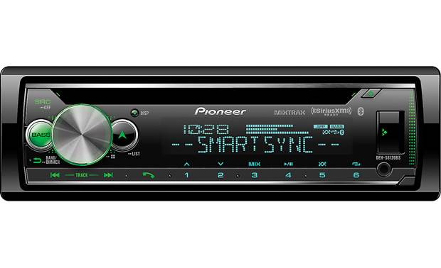 Pioneer DEH-S6120BS Other