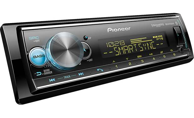 Pioneer MVH-S512BS Other