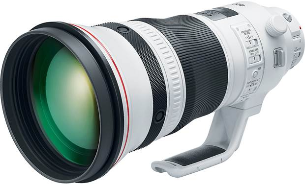 Canon EF 400mm f/2.8L IS III USM Front