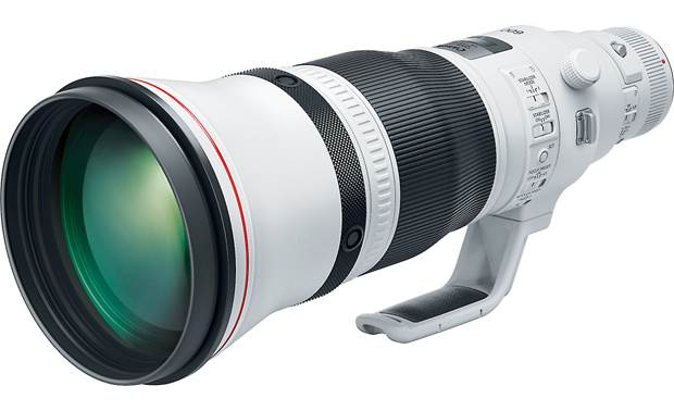Canon EF 600mm f/4L IS III USM Front