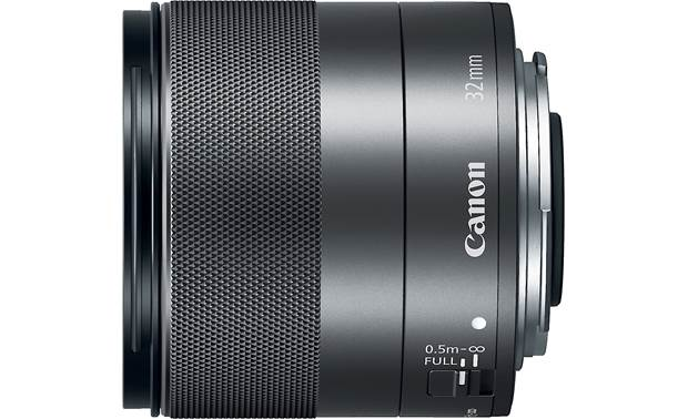 Canon EF-M 32mm f/1.4 STM Side