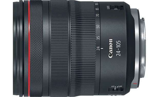 Canon RF 24-105mm F4 L IS USM Side