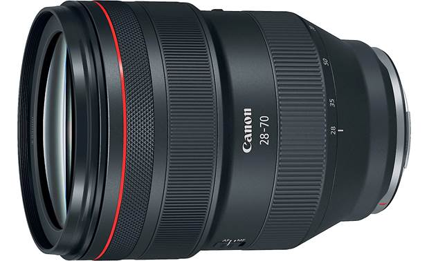 Canon RF 28-70mm F2 L USM Front