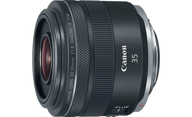 Canon RF 35mm F1.8 Macro IS STM Front