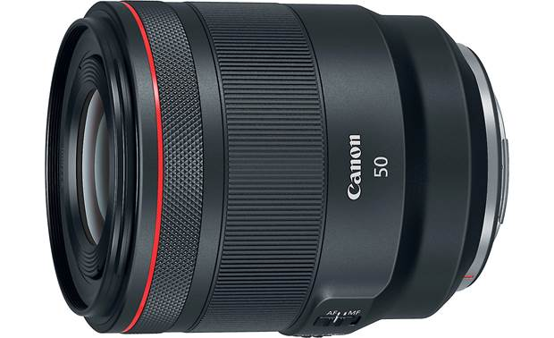 Canon RF 50mm F1.2 L USM Front