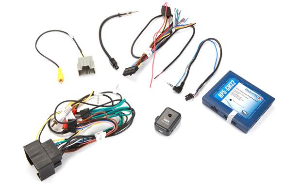 PAC RP5-GM32 Wiring Interface Front