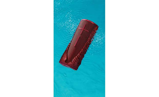 Ultimate Ears BOOM 3 Sunset Red - waterproof