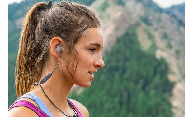 Jaybird X4 Wireless Designed to fit securely and comfortably while you exercise