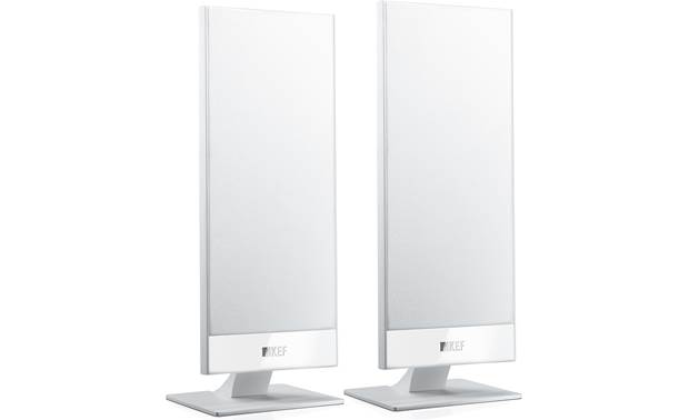 KEF T101 Shown with included desktop stands