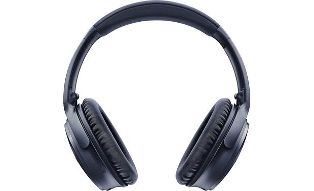 Bose® QuietComfort® 35 wireless headphones II Straight ahead view