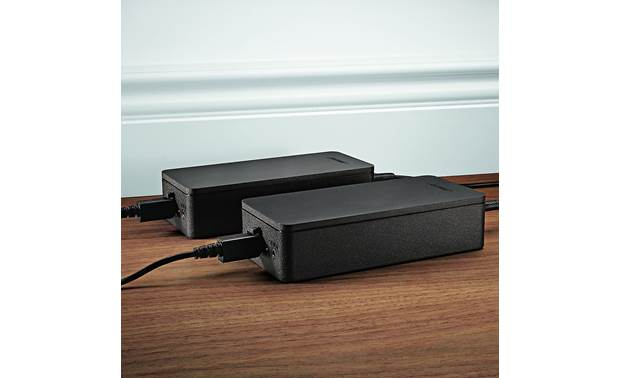 Bose Surround Speakers Each wireless receiver module requires AC power