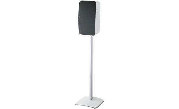 Sanus WSSA1 Shown with speaker installed vertically (speaker not included)