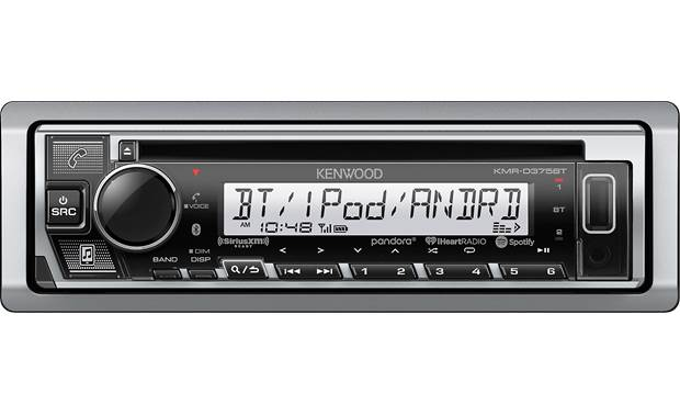Kenwood KMR-D375BT marine CD receiver