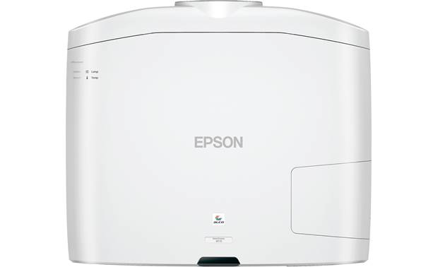 Epson Home Cinema 4010 Top view