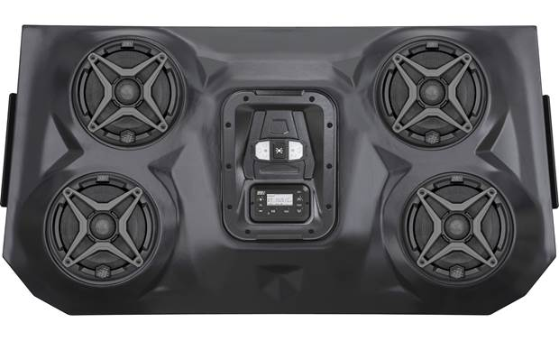SSV Works 170-WP3-RZF3O4A A rockin' roof for your RZR
