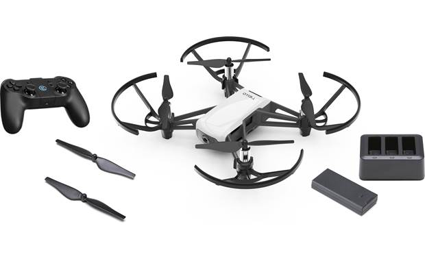 DJI Tello Remote Bundle Front
