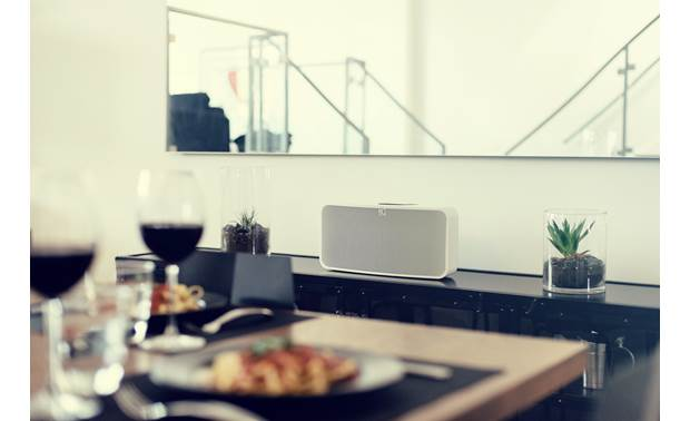 Bluesound Pulse 2i White - ideal for larger rooms