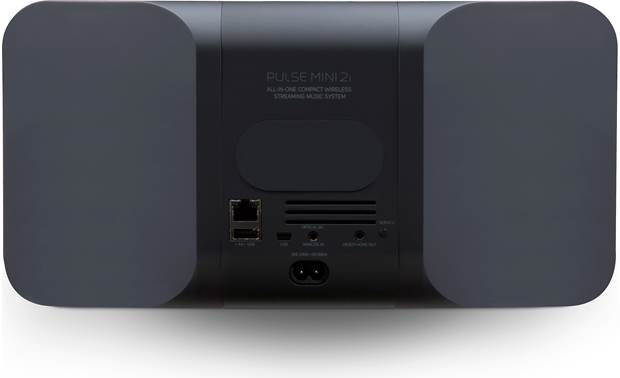 Bluesound Pulse Mini 2i Black - back