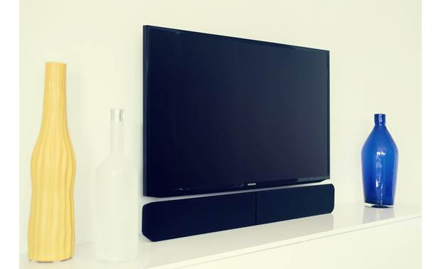 Bluesound Pulse Soundbar 2i Black (TV not included)