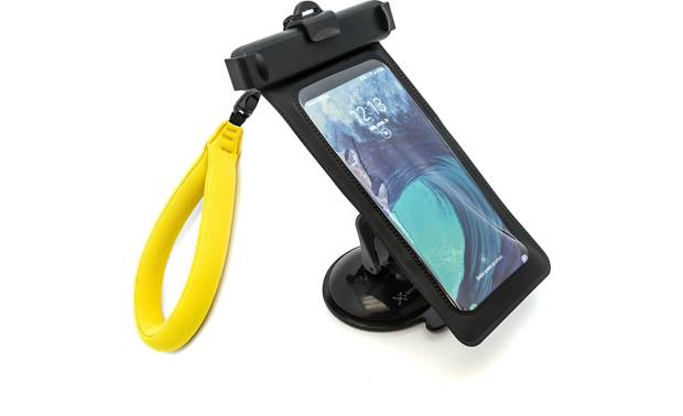 Bracketron XV1-863-2 Protect your phone from splashes with this versatile holder