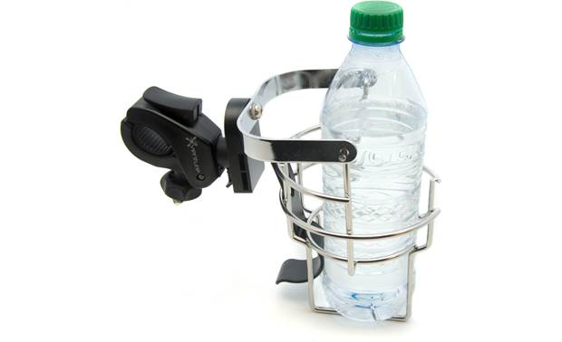 Bracketron XV1-971-2 Bracketron builds this drink holder to fit a variety of shapes and sizes