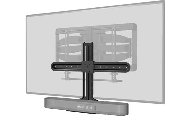 Sanus WSSBM1-B2 Sound Bar Mount for Sonos Beam Front